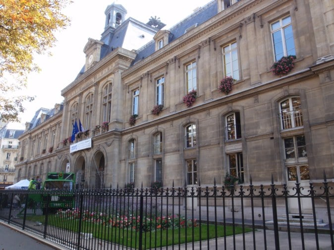 Mairie du 16e